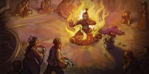 Lee Sin ateia fogo em si mesmo em protesto!