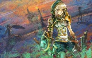 Qualquer motivo é um bom motivo pra uma imagem da Riven :)